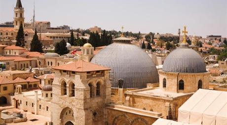 BIBLICKÁ PALESTINA A SOUČASNÝ IZRAEL