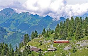 Švýcarské železniční dobrodružství II