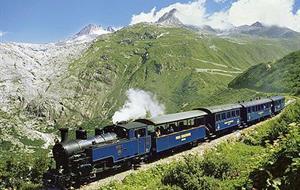 Švýcarské železniční dobrodružství I
