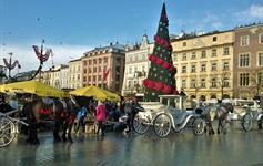 Advent v Krakově 2019