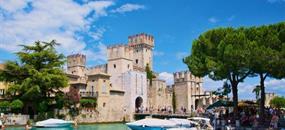 Lago di Garda a opera ve Veroně