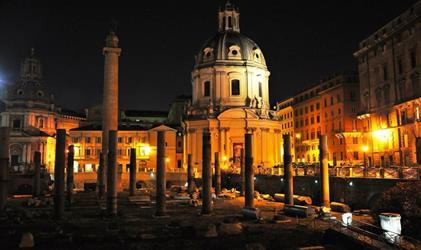 Řím nejen na víkend - letecký zájezd s průvodcem