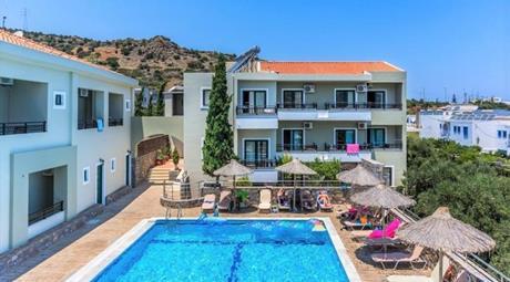 Hotel a apartmány Dias
