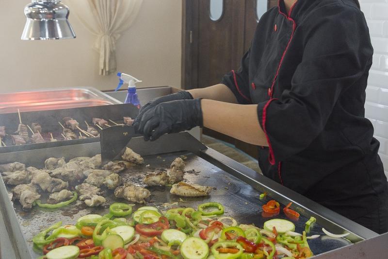 HOTEL MPM ARSENA**** - kuchyně, dovolená Bulharsko