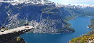 Norsko - krásy jihozápadních fjordů - autobusem