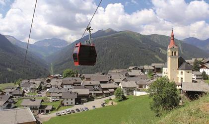 Východní Tyrolsko s kartou Osttirol's Glockner-Dolomiten a wellness