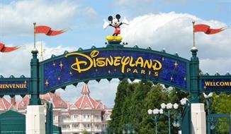 Disneyland a akvárium v Paříži
