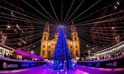 Advent v Budapešti a termály 2020