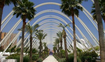 Valencie - perla Pobřeží pomerančového květu, město paelly a horchaty