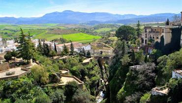 Krásy Andalusie - autobusem