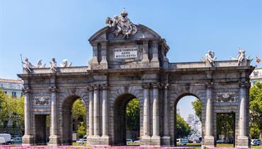 Královský Madrid, Toledo a perly Nové Kastilie