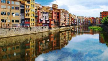 Katalánsko a Pyreneje - autobusem