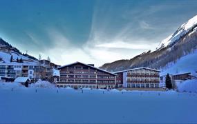 Termální hotel Kirchler