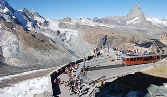 Oblast Wallis, Matterhorn a Ženevské jezero
