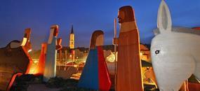 Advent v Pasově a plovoucí adventní trh ve Vilshofenu