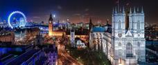 Muzikálový Londýn letecky s ubytováním v centru