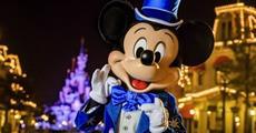 Paříž a Disneyland letecky v adventu