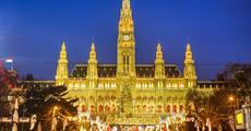 Vídeň a Schönbrunn v adventu