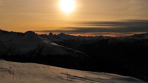 Turistika v Davosu a okolí