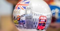 Letecký Londýn a PŘÁTELÉ