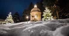 Advent v Salzburgu a Tichá noc v Oberndorfu