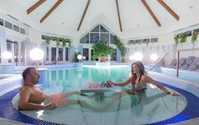 Hotel Orchidea Lipót - 5denní wellness balíčky 2020