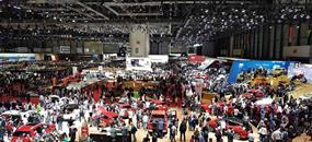 Autosalon Ženeva 2020 nonstop