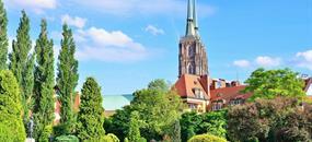 Krásy polských zahrad, parků a arboret