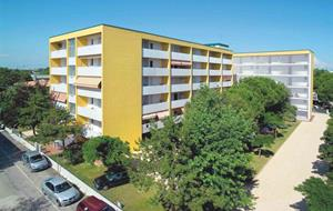 Bibione: Apartmánový dům Atlante