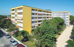 Bibione: Apartmánový dům Atlante (bus)