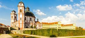 Památky jižní Moravy