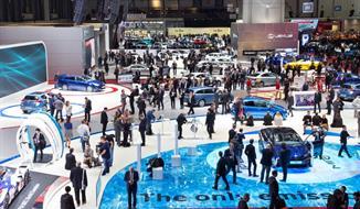 Švýcarsko: Autosalon Ženeva 2020