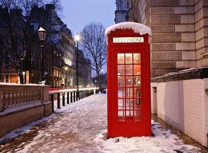 Adventní královský Londýn (ubytování u Oxford Street)