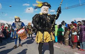 Karneval v Luzernu