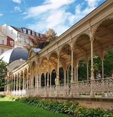 Krušné hory (UNESCO) a Karlovy Vary - hotel Ochsendorf