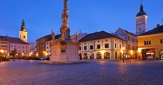 Marchegg a Uherské Hradiště