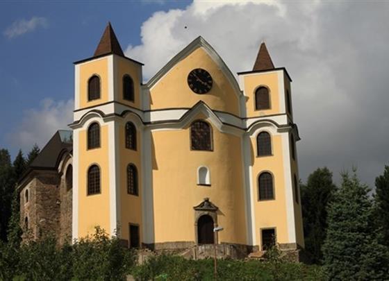Poutní místa Orlických hor a Neratovské poutní slavnosti