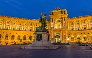 Vídeň a její památky (vlakem)
