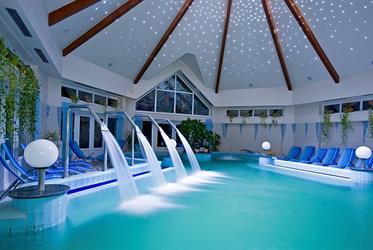 Hotel Orchidea Lipót - 4denní wellness balíčky 2021