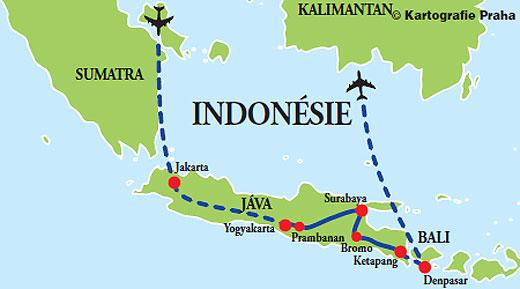 bali mapa sveta Perly Indonésie | Poznávací zájezdy   Indonésie | Indonésie  bali mapa sveta