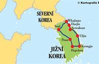 Okruh Jižní Koreou **