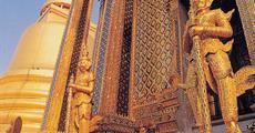Long Beach Garden Hotel, Pattaya, Bangkok Palace Hotel, Bangkok