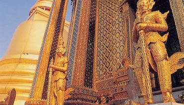 Green Park, Pattaya, Bangkok Palace Hotel, Bangkok