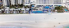 Barcelo Tucancún Beach, Cancún, Cayo Espanto, Cayo Espanto Island