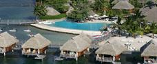 Manava Beach Resort, Moorea,
