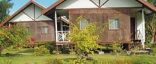 Carp Island Resort, Carp Island
