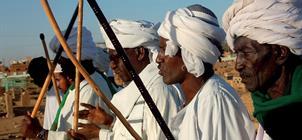 Velký okruh severním Súdánem **