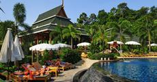Chai Chet Resort, Ko Chang, Sunshine Garden, Pattaya, Bangkok Palace Hotel, Bangkok