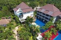 Lanta Sand Resort, Ko Lanta, Patong Beach Hotel, Phuket, Bangkok Palace Hotel, Bangkok **