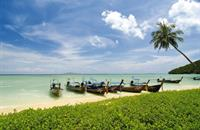 Phi Phi Island Village, Phi Phi, Katathani Resort, Phuket, Centara Grand Beach Resort, Krabi **